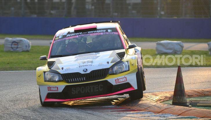 Monza Rally Show 2019: Crugnola vince a mani basse, ma si sente la mancanza di Rossi - Foto 15 di 56