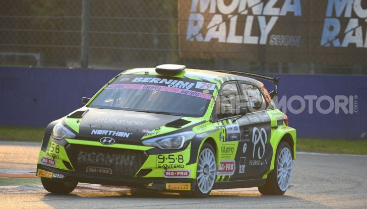 Monza Rally Show 2019: Crugnola vince a mani basse, ma si sente la mancanza di Rossi - Foto 17 di 56