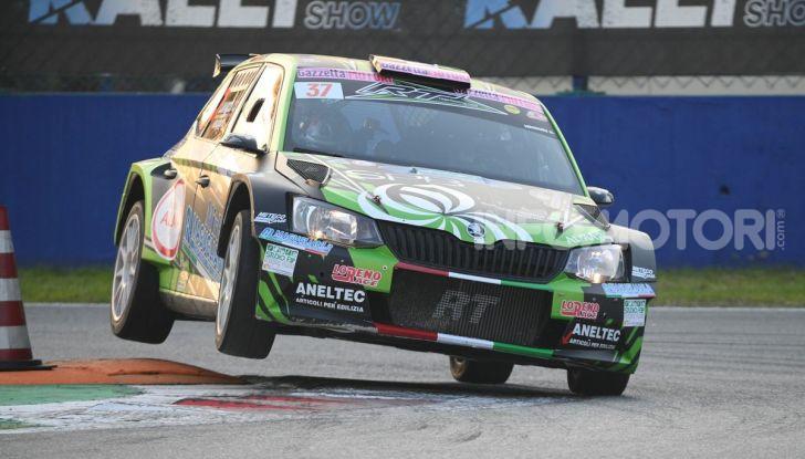 Monza Rally Show 2019: Crugnola vince a mani basse, ma si sente la mancanza di Rossi - Foto 19 di 56