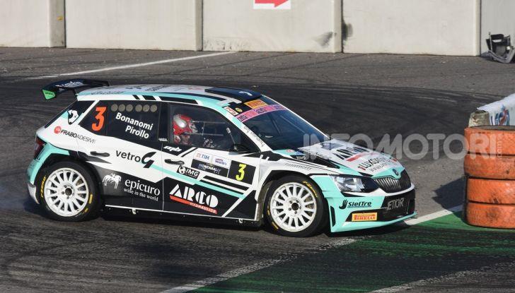 Monza Rally Show 2019: Crugnola vince a mani basse, ma si sente la mancanza di Rossi - Foto 33 di 56