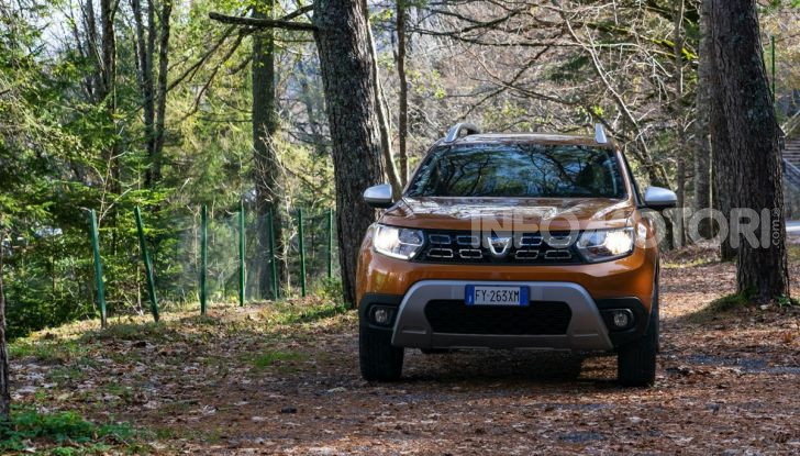 Dacia: nel 2022 arriva la gamma elettrica low-cost - Foto 22 di 45