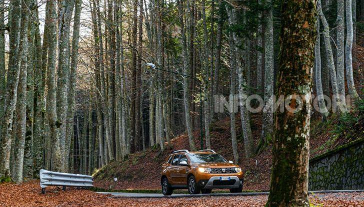 [VIDEO] Dacia Duster 2020, la prova del nuovo motore TCe 100CV - Foto 38 di 45