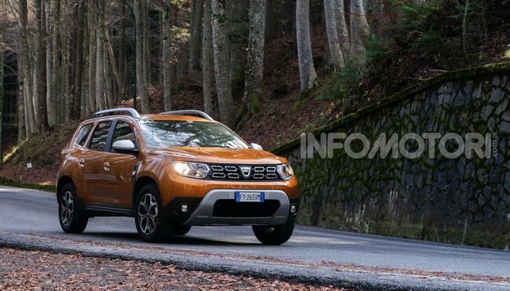 [VIDEO] Dacia Duster 2020, la prova del nuovo motore TCe 100CV - Foto 40 di 45