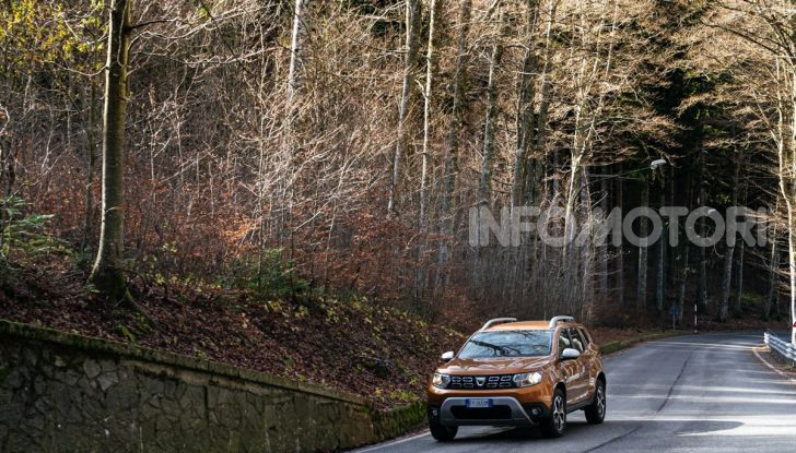 [VIDEO] Dacia Duster 2020, la prova del nuovo motore TCe 100CV - Foto 42 di 45