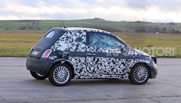 Fiat 500 elettrica, test drive e dati tecnici - Foto 17 di 28