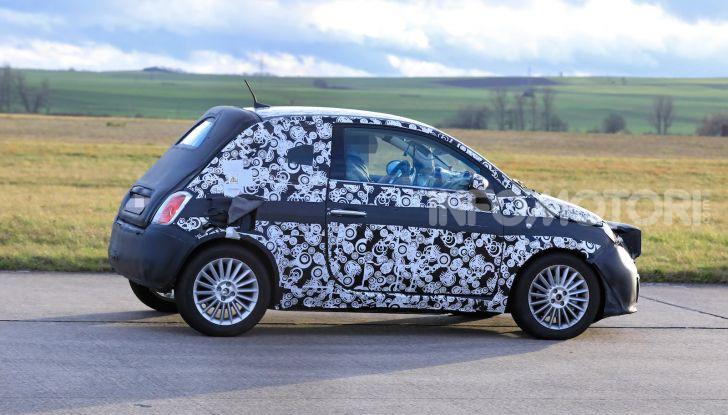 Fiat 500 elettrica, test drive e dati tecnici - Foto 24 di 28