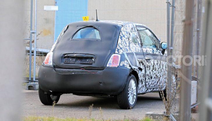 Fiat 500 elettrica, test drive e dati tecnici - Foto 27 di 28