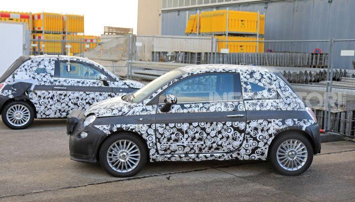 Fiat 500 elettrica, test drive e dati tecnici - Foto 8 di 28