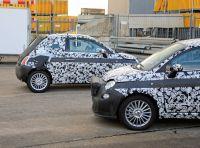 Fiat 500 elettrica, test drive e dati tecnici