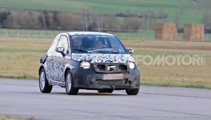 Fiat 500 elettrica, test drive e dati tecnici - Foto 11 di 28
