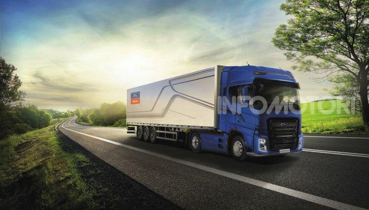Ford Trucks Italia: tornano i mezzi pesanti dell'Ovale Blu con Ford F-Max - Foto 3 di 4