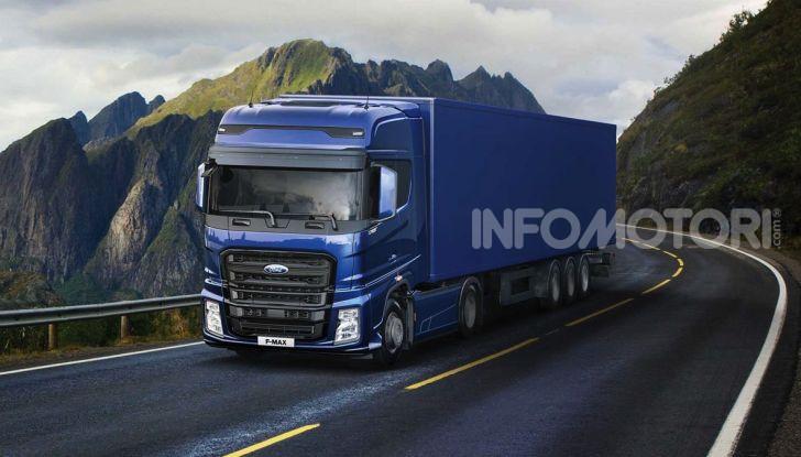 Ford Trucks Italia: tornano i mezzi pesanti dell'Ovale Blu con Ford F-Max - Foto 1 di 4