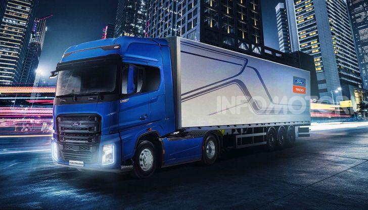 Ford Trucks Italia: tornano i mezzi pesanti dell'Ovale Blu con Ford F-Max - Foto 4 di 4