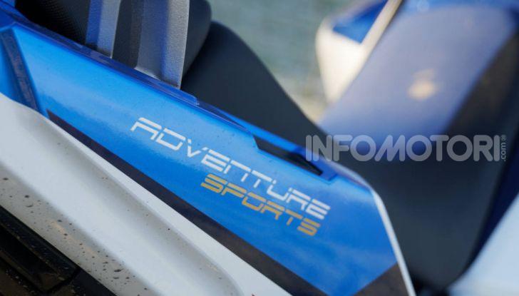 Prova Honda Africa Twin 1100 DCT Adventure Sports 2020: caratteristiche e prezzo - Foto 31 di 63