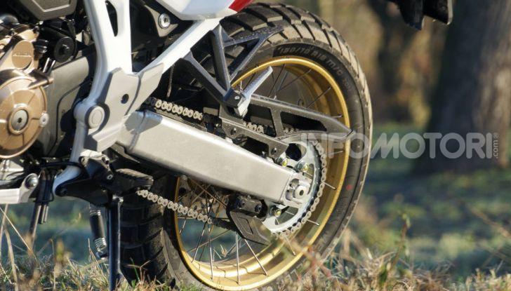 Prova Honda Africa Twin 1100 DCT Adventure Sports 2020: caratteristiche e prezzo - Foto 45 di 63