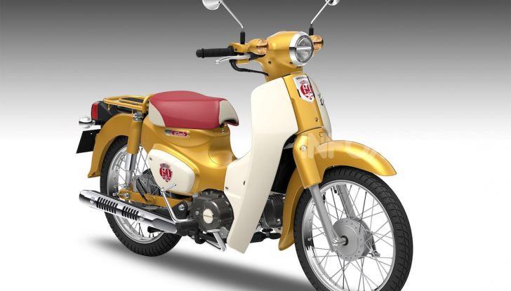 Honda da record: 400 milioni di motoveicoli venduti in 70 anni - Foto 2 di 9
