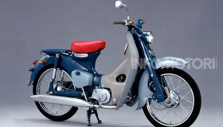 Honda da record: 400 milioni di motoveicoli venduti in 70 anni - Foto 3 di 9