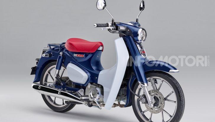 Honda da record: 400 milioni di motoveicoli venduti in 70 anni - Foto 4 di 9