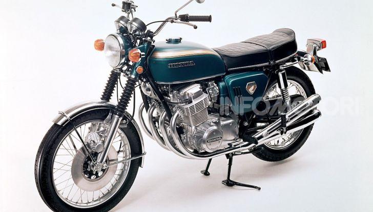 Honda da record: 400 milioni di motoveicoli venduti in 70 anni - Foto 5 di 9