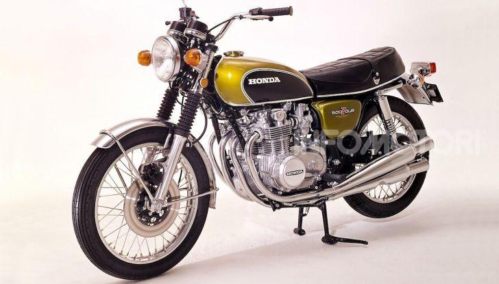 Honda da record: 400 milioni di motoveicoli venduti in 70 anni - Foto 6 di 9