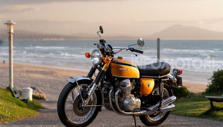 Honda da record: 400 milioni di motoveicoli venduti in 70 anni - Foto 8 di 9