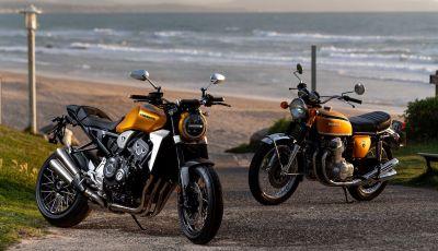 Honda da record: 400 milioni di motoveicoli venduti in 70 anni