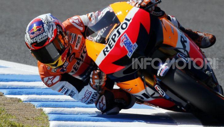 """MotoGP, problemi per Casey Stoner: """"Non ho più energia"""" - Foto 6 di 8"""