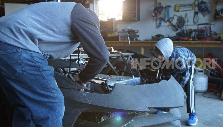Lamborghini Aventador, il regalo di natale per padre e figlio appassionati - Foto 4 di 20