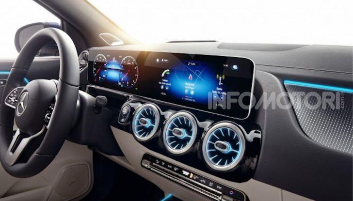 Nuova Mercedes GLA 2020: più spazio e sicurezza - Foto 1 di 19