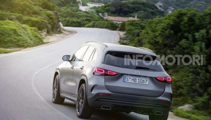 Nuova Mercedes GLA 2020: più spazio e sicurezza - Foto 10 di 19
