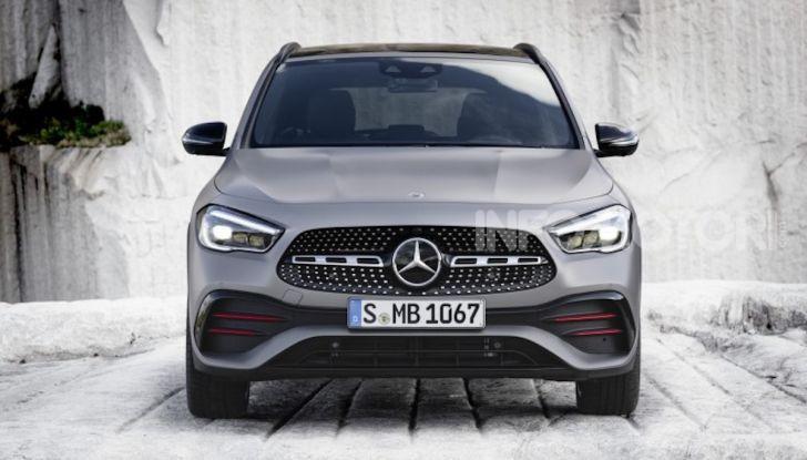 Nuova Mercedes GLA 2020: più spazio e sicurezza - Foto 12 di 19