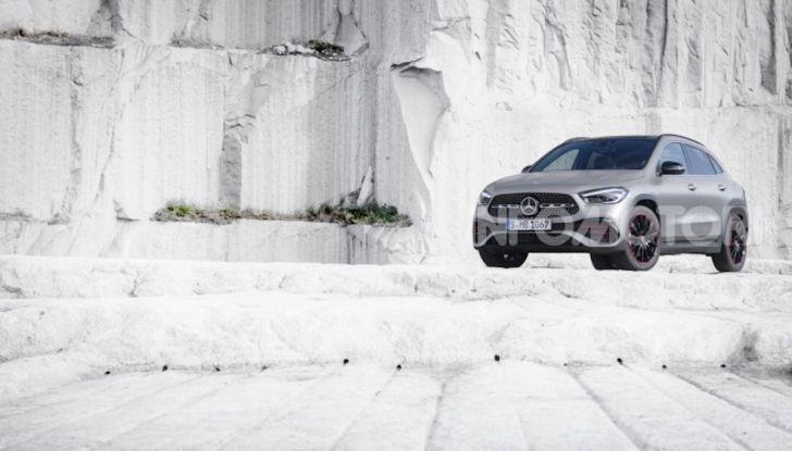 Nuova Mercedes GLA 2020: più spazio e sicurezza - Foto 13 di 19