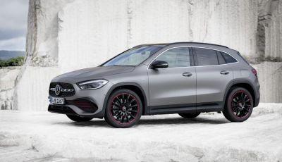 Nuova Mercedes GLA 2020: più spazio e sicurezza