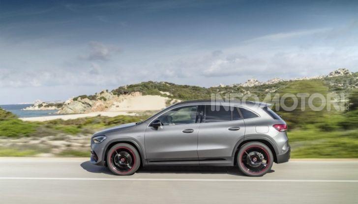 Nuova Mercedes GLA 2020: più spazio e sicurezza - Foto 16 di 19