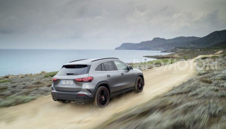 Nuova Mercedes GLA 2020: più spazio e sicurezza - Foto 17 di 19