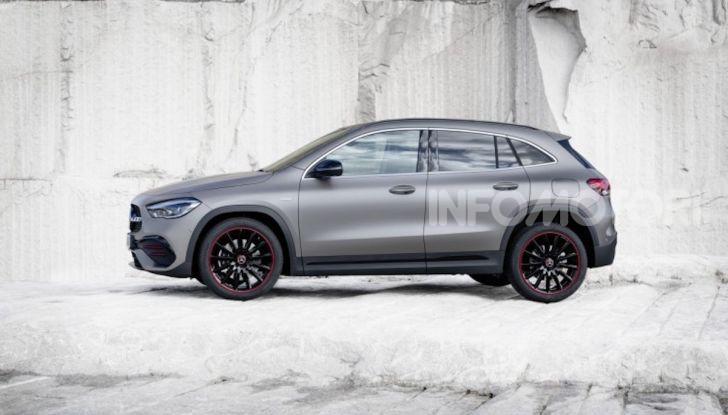 Nuova Mercedes GLA 2020: più spazio e sicurezza - Foto 18 di 19