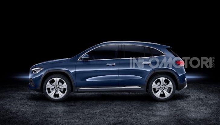 Nuova Mercedes GLA 2020: più spazio e sicurezza - Foto 19 di 19