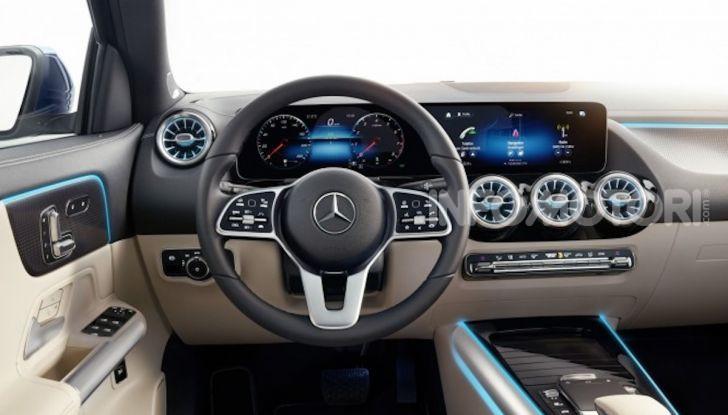 Nuova Mercedes GLA 2020: più spazio e sicurezza - Foto 2 di 19