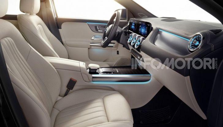 Nuova Mercedes GLA 2020: più spazio e sicurezza - Foto 3 di 19