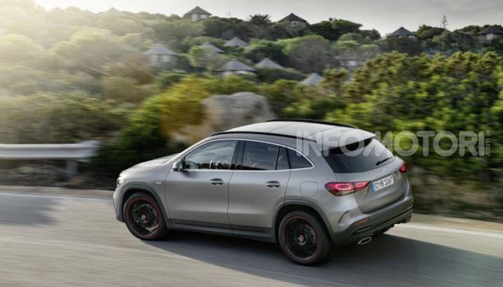Nuova Mercedes GLA 2020: più spazio e sicurezza - Foto 5 di 19