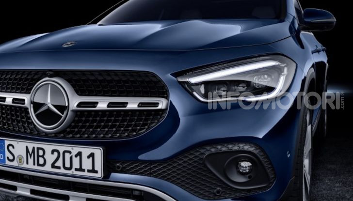 Nuova Mercedes GLA 2020: più spazio e sicurezza - Foto 6 di 19