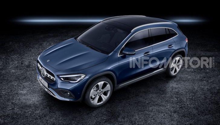 Nuova Mercedes GLA 2020: più spazio e sicurezza - Foto 8 di 19
