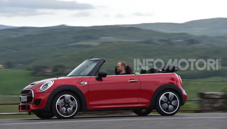 [VIDEO] Prova MINI John Cooper Works: piccola cabrio da 231CV! - Foto 17 di 37