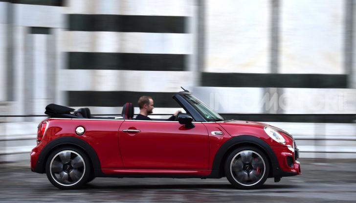 [VIDEO] Prova MINI John Cooper Works: piccola cabrio da 231CV! - Foto 26 di 37