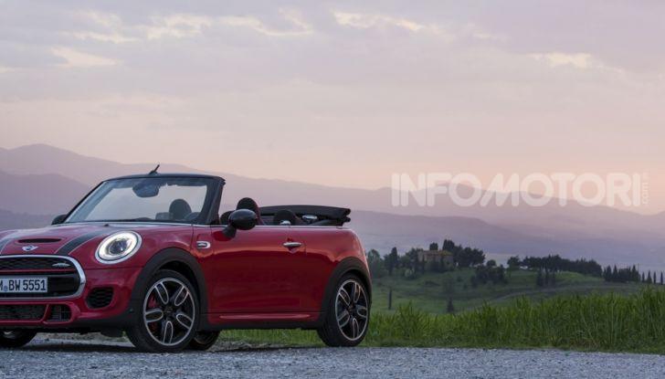[VIDEO] Prova MINI John Cooper Works: piccola cabrio da 231CV! - Foto 35 di 37