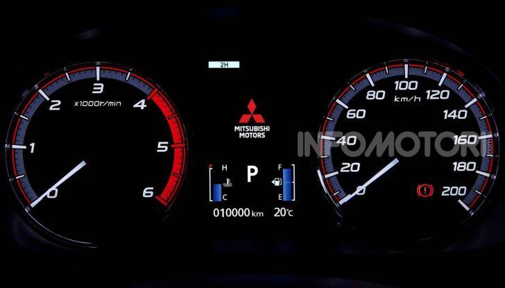 [VIDEO] Prova nuova Mitsubishi L200: il pickup veste da SUV per il 2020 - Foto 31 di 41