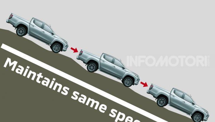 [VIDEO] Prova nuova Mitsubishi L200: il pickup veste da SUV per il 2020 - Foto 41 di 41