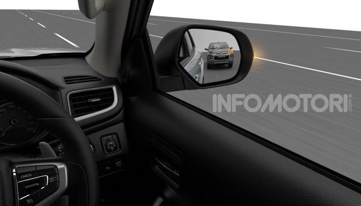 [VIDEO] Prova nuova Mitsubishi L200: il pickup veste da SUV per il 2020 - Foto 34 di 41