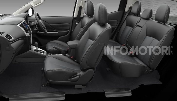 [VIDEO] Prova nuova Mitsubishi L200: il pickup veste da SUV per il 2020 - Foto 35 di 41