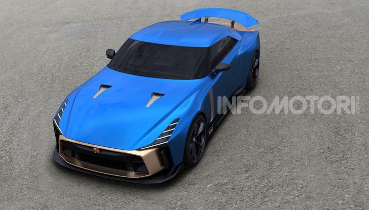 Nissan GT-R50: a fine 2020 iniziano le consegne - Foto 3 di 6